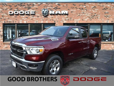 2019 Ram 1500 Quad Cab 4x4,  Pickup #19043 - photo 1