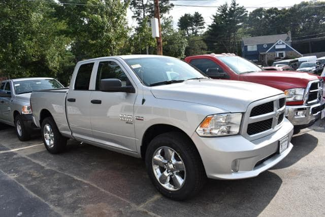 2019 Ram 1500 Quad Cab 4x4,  Pickup #19080 - photo 3