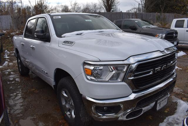 2019 Ram 1500 Crew Cab 4x4,  Pickup #19147 - photo 4