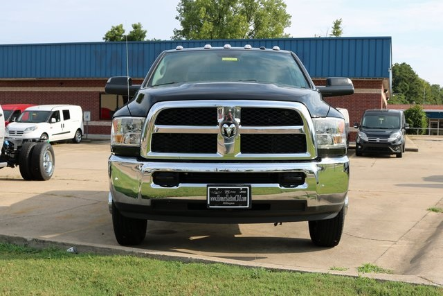 2018 Ram 3500 Regular Cab DRW 4x4,  CM Truck Beds Platform Body #801279 - photo 8