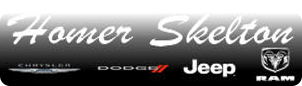 Homer Skelton Chrysler Dodge Jeep logo