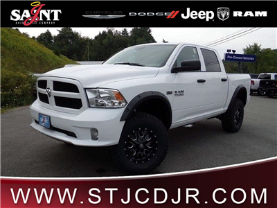 2017 Ram 1500 Crew Cab 4x4, Pickup #R7067 - photo 1