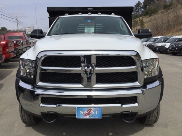 2017 Ram 5500 Regular Cab DRW 4x4, Dump Body #R7104 - photo 4
