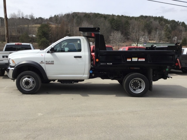 2017 Ram 5500 Regular Cab DRW 4x4, Dump Body #R7104 - photo 2