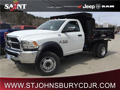 2017 Ram 5500 Regular Cab DRW 4x4, Dump Body #R7104 - photo 1