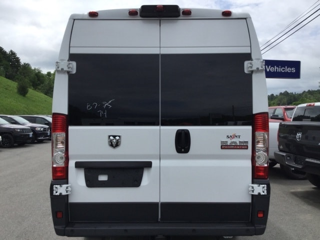 2018 ProMaster 3500 High Roof FWD,  Empty Cargo Van #R8080 - photo 7