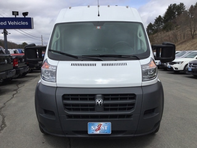 2018 ProMaster 1500 High Roof, Cargo Van #R8153 - photo 4
