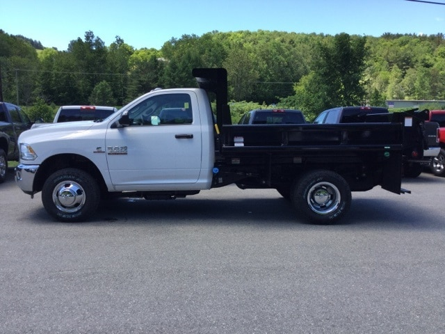 2018 Ram 3500 Regular Cab DRW 4x4,  Dump Body #R8168 - photo 12