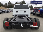 2018 Ram 3500 Regular Cab DRW 4x4, Cab Chassis #R8168 - photo 1