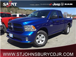 2018 Ram 1500 Quad Cab 4x4, Pickup #R8184 - photo 1