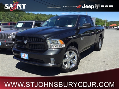 2018 Ram 1500 Quad Cab 4x4,  Pickup #R8231 - photo 1