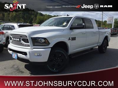 2018 Ram 3500 Mega Cab 4x4,  Pickup #R8257 - photo 1