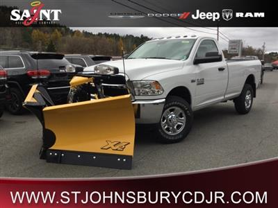 2018 Ram 2500 Regular Cab 4x4,  Fisher Snowplow Pickup #R8290 - photo 1