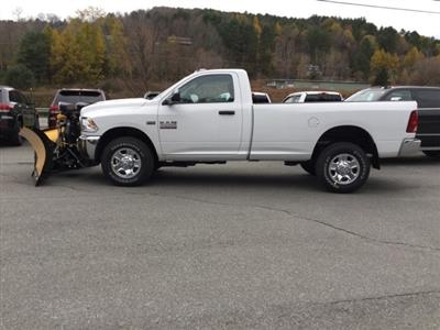 2018 Ram 2500 Regular Cab 4x4,  Fisher Snowplow Pickup #R8290 - photo 6