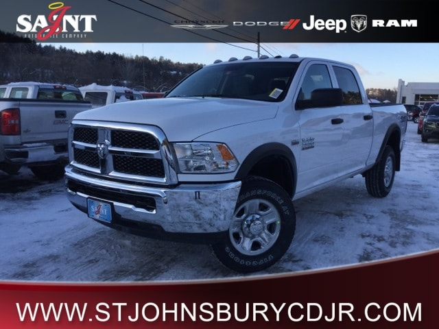 2018 Ram 2500 Crew Cab 4x4,  Pickup #R8309 - photo 1