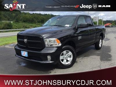 2019 Ram 1500 Quad Cab 4x4,  Pickup #R9025 - photo 1