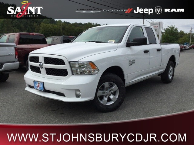 2019 Ram 1500 Quad Cab 4x4,  Pickup #R9038 - photo 1