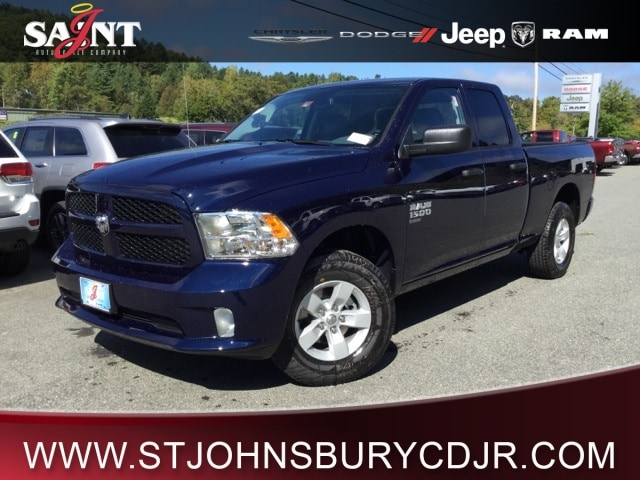 2019 Ram 1500 Quad Cab 4x4,  Pickup #R9054 - photo 1