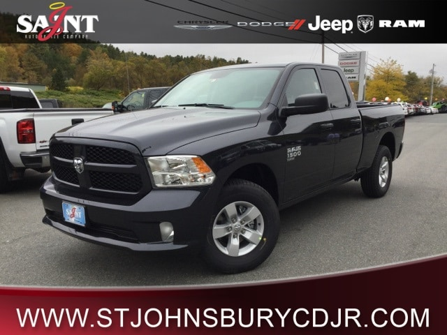 2019 Ram 1500 Quad Cab 4x4,  Pickup #R9072 - photo 1