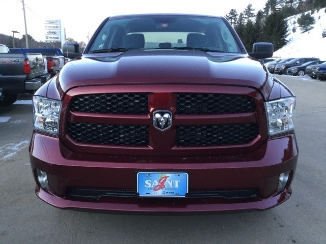2019 Ram 1500 Quad Cab 4x4,  Pickup #R9076 - photo 9