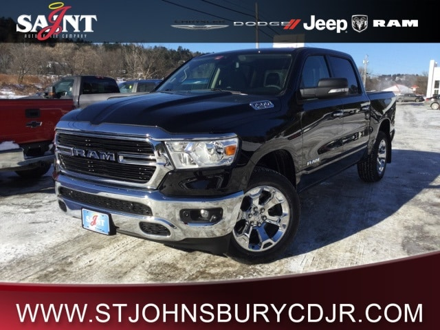 2019 Ram 1500 Crew Cab 4x4,  Pickup #R9138 - photo 1