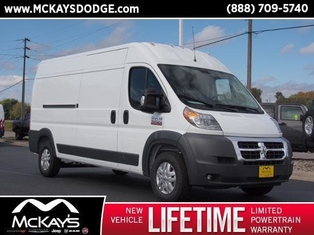2018 ProMaster 2500 High Roof FWD,  Empty Cargo Van #101152 - photo 1