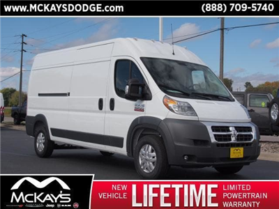 2018 ProMaster 2500 High Roof,  Empty Cargo Van #101152 - photo 1
