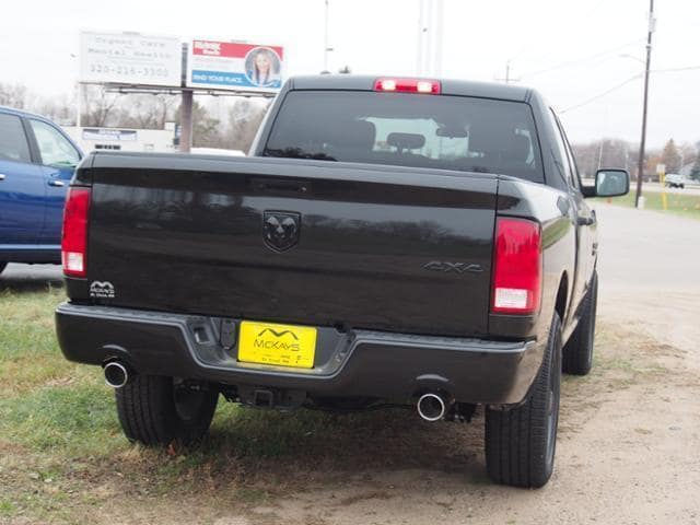 2018 Ram 1500 Quad Cab 4x4, Pickup #103660 - photo 2