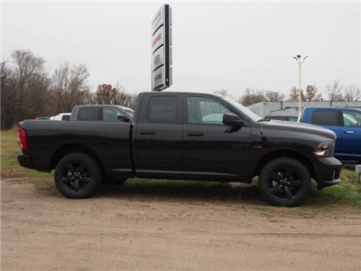 2018 Ram 1500 Quad Cab 4x4, Pickup #103660 - photo 3