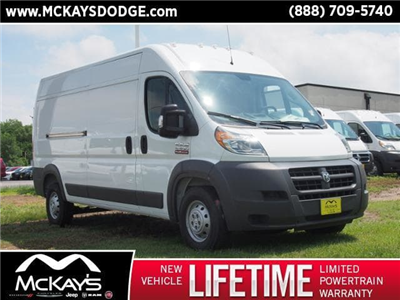 2018 ProMaster 2500 High Roof FWD,  Empty Cargo Van #111356 - photo 1