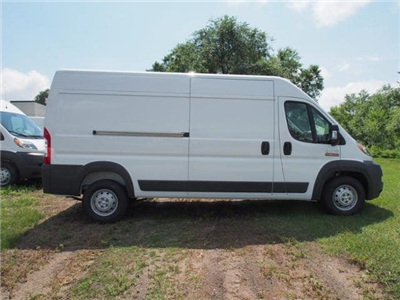 2018 ProMaster 2500 High Roof FWD,  Empty Cargo Van #111356 - photo 3