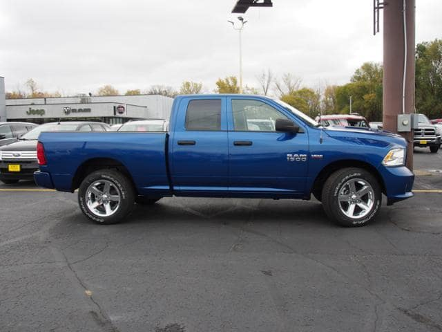 2018 Ram 1500 Quad Cab 4x4 Pickup #116969 - photo 3