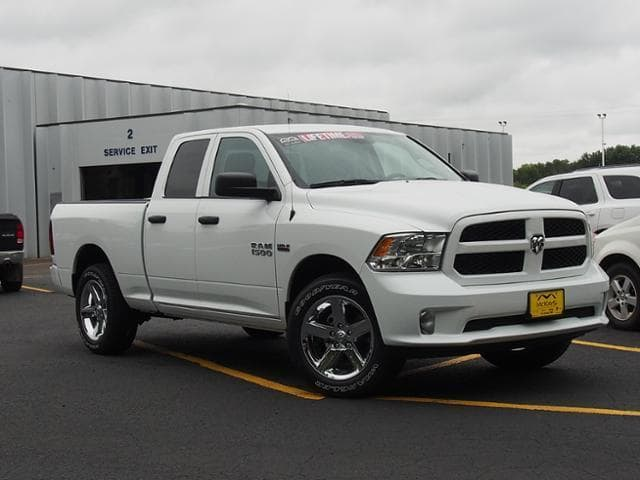 2018 Ram 1500 Quad Cab 4x4 Pickup #122212 - photo 1