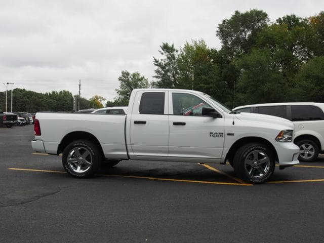 2018 Ram 1500 Quad Cab 4x4 Pickup #122212 - photo 3
