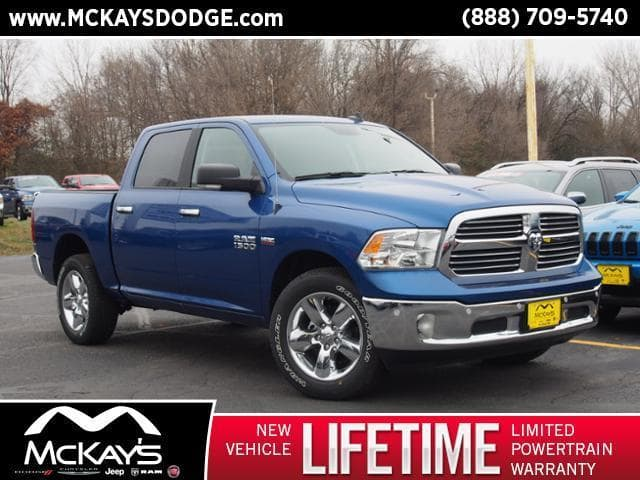 2018 Ram 1500 Crew Cab 4x4 Pickup #135611 - photo 1