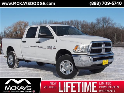 2018 Ram 2500 Crew Cab 4x4 Pickup #148107 - photo 1