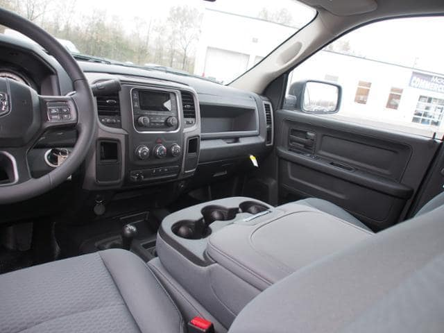 2018 Ram 2500 Crew Cab 4x4 Pickup #148269 - photo 9