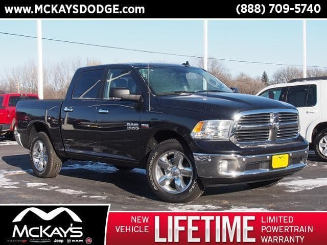 2018 Ram 1500 Crew Cab 4x4, Pickup #163272 - photo 1