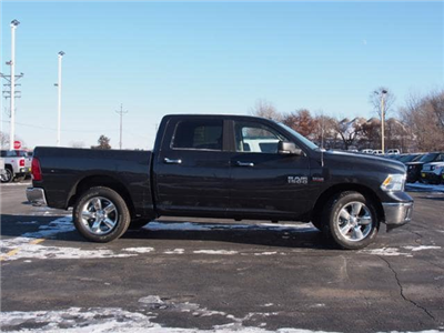 2018 Ram 1500 Crew Cab 4x4, Pickup #163272 - photo 3