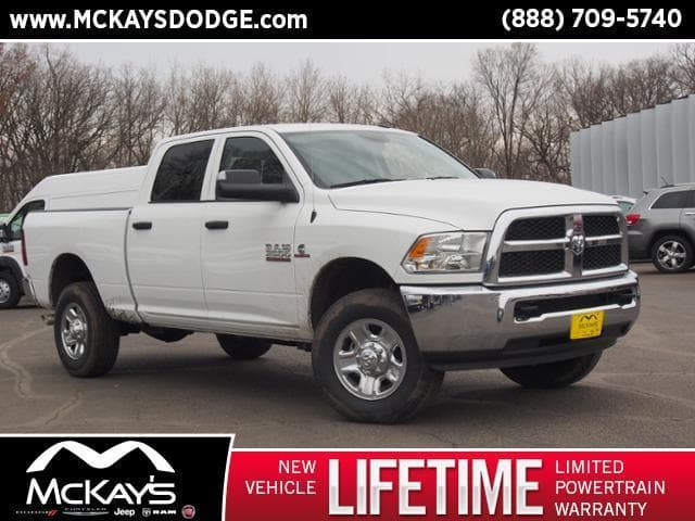 2018 Ram 2500 Crew Cab 4x4, Pickup #209614 - photo 1