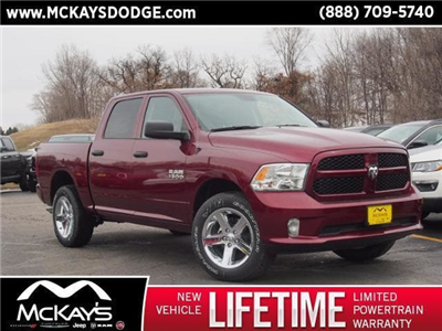 2018 Ram 1500 Crew Cab 4x4, Pickup #258771 - photo 1
