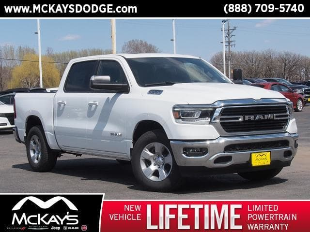 2019 Ram 1500 Crew Cab 4x4,  Pickup #518329 - photo 1