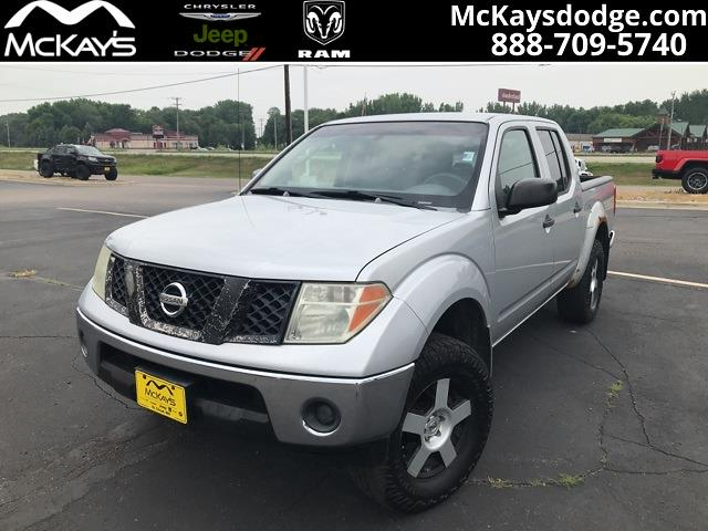 2007 Nissan Frontier 4x4, Pickup #529377BW - photo 1