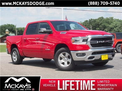 2019 Ram 1500 Crew Cab 4x4,  Pickup #531698 - photo 1