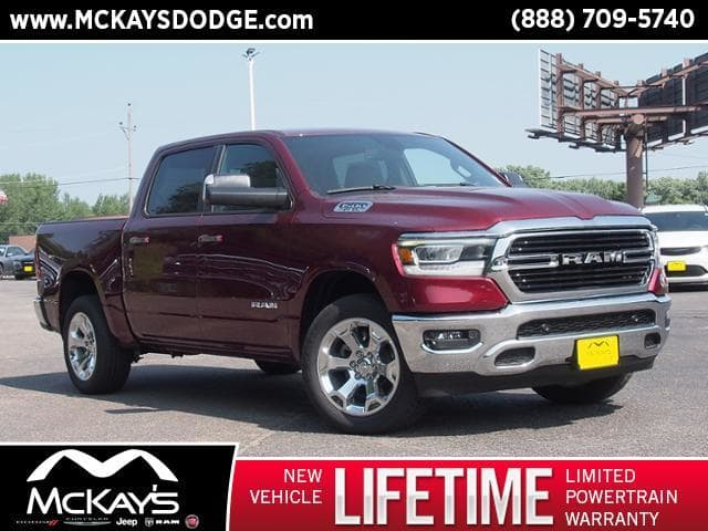 2019 Ram 1500 Crew Cab 4x4,  Pickup #532732 - photo 1