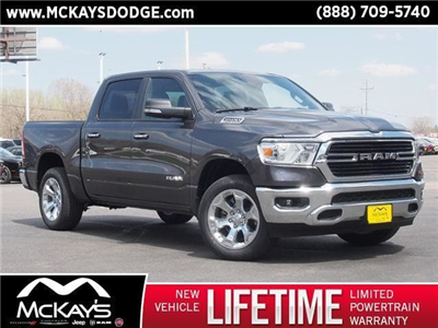 2019 Ram 1500 Crew Cab 4x4, Pickup #539393 - photo 1