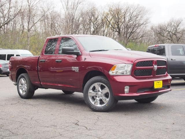 2019 Ram 1500 Quad Cab 4x4,  Pickup #542788 - photo 1
