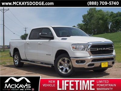 2019 Ram 1500 Crew Cab 4x4,  Pickup #573127 - photo 1