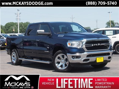 2019 Ram 1500 Crew Cab 4x4,  Pickup #573132 - photo 1