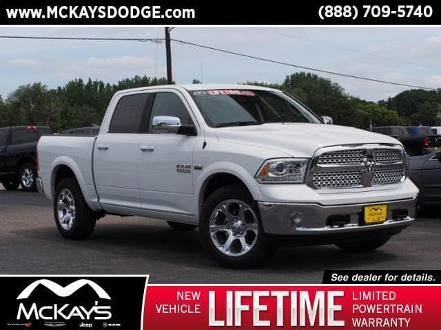 2017 Ram 1500 Crew Cab 4x4 Pickup #774277 - photo 1